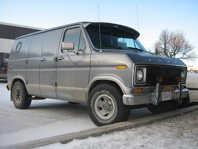 Ford Econoline: Best Van To Live In