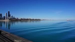 Lake Michigan Hits New Record High In 30 Years