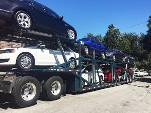 Car Shipping While On Lockdown