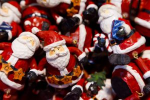 Santa has a Workforce: Truckers