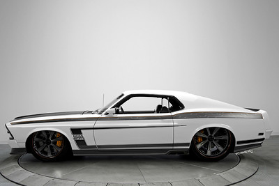 Boss Mustang: 1969's Absolute Power House