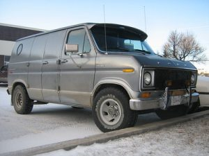 Ford Econoline: Best Van To Live In