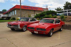 Pontiac GTO Conversion Are Rising