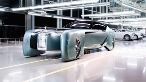 """Rolls-Royce EV Shaping Out To Be A  """"Real Noyce"""" Ride To The Future"""