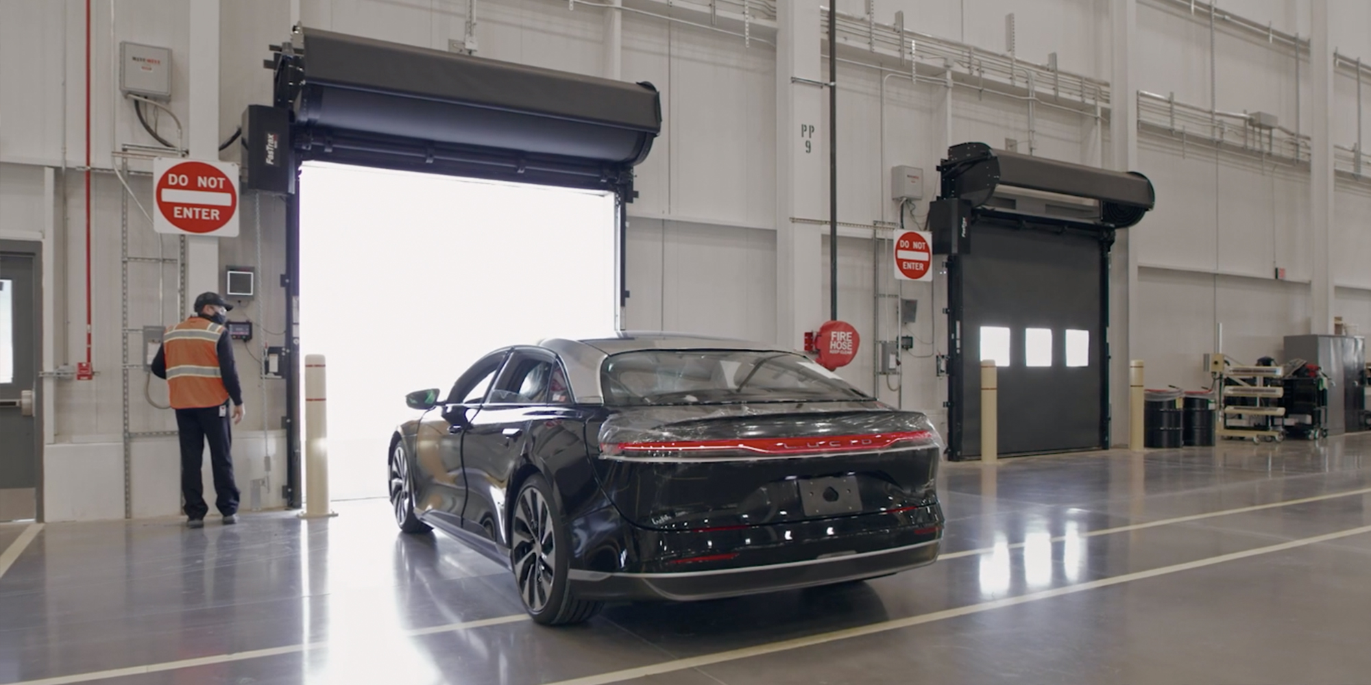 Lucid Motors And Their AMP-1 Factory Looks Incredible And Exciting!!